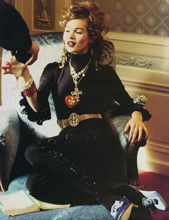 charme-1992-kate-moss-vogue-italia-6CHARME! 1992 KATE MOSS FOR VOGUE ITALIA