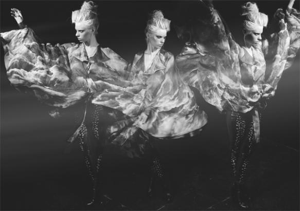 Experiment 101 | Dioni Tabbers by Toshio Ondafashiongonerogue2