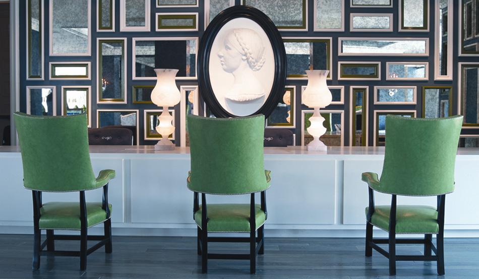 Kelly wearstler interior designer extraordinaire the for Kelly w interior designer