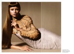 furfeatherandbandages@Numéro #109 | Abbey Lee Kershaw by Miguel Reveriego@fashiongonerogue6